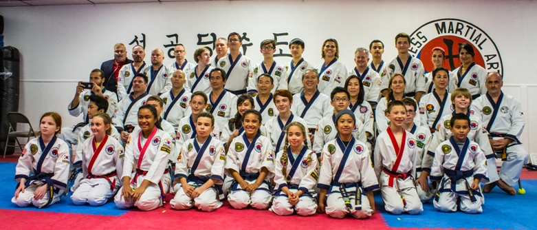 Group shot of Grading participants